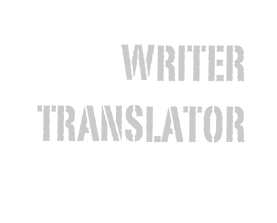 Writer Translator